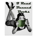 Banned Books Print