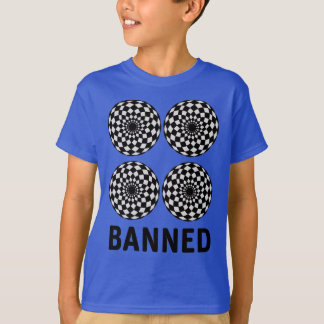 Banned Kids' Hanes TAGLESS® T-Shirt