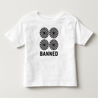 Banned Toddler Fine Jersey T-Shirt