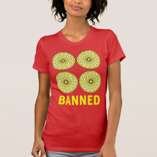 Banned Women's Crew Neck T-Shirt