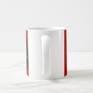 Banner coffee cup
