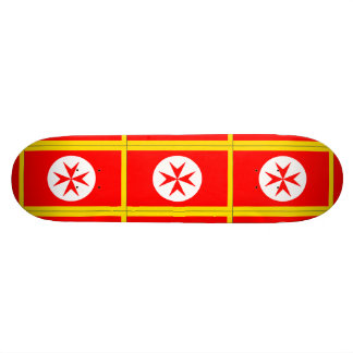 Banner of the Navy Tuscany Medici Skate Deck