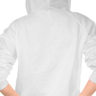 Bannière étoilée sweatshirts avec capuche