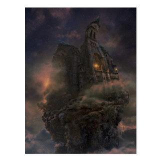 Bannitio (dark) - Postcard