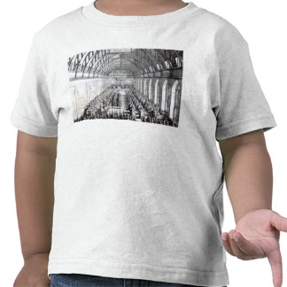 Banquet of Charles II in St George s Hall Tee Shirt