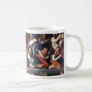 Banquet Of The Officers Coffee Mug