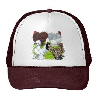Bantams Feather Legged Trucker Hat
