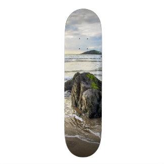 Bantham Rocks to Burgh Island Skateboard