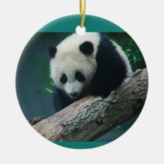 Bao Bao Giant Panda Cub ornament