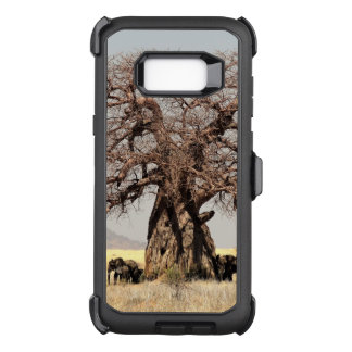 Baobab Tree Branch Personalize Destiny Destiny'S OtterBox Defender Samsung Galaxy S8+ Case