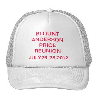 BAP CAPS 2012 TRUCKER HAT