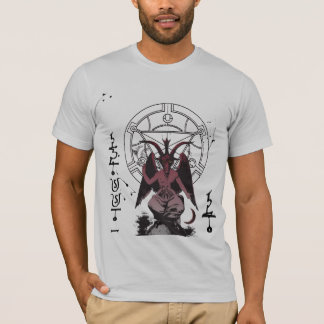 Baphomet - Blessed Be T-Shirt