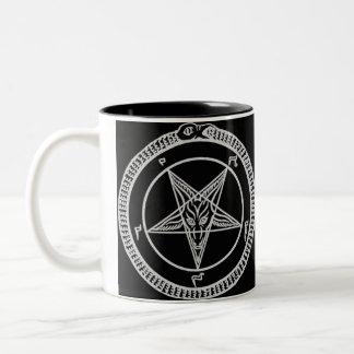Baphomet Coffee Cup