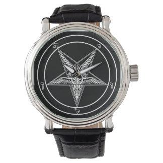 Baphomet Old Sigil Watch