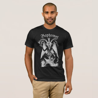 Baphomet T-Shirt in Black