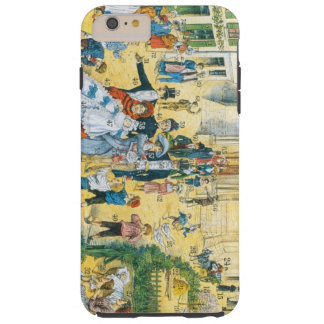 Bapteme anglais tough iPhone 6 plus case