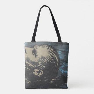 """Baptism"" All-Over-Print Tote Bag"