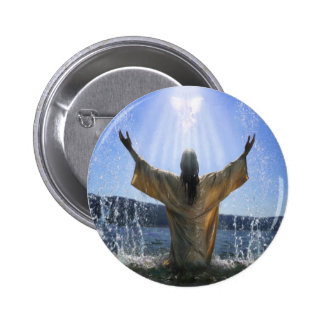 Baptism Pinback Buttons