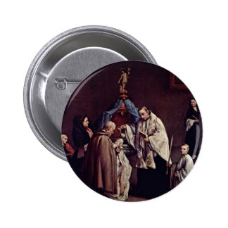Baptism By Longhi Pietro (Best Quality) Pin