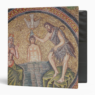 Baptism of Christ by John the Baptist Binder
