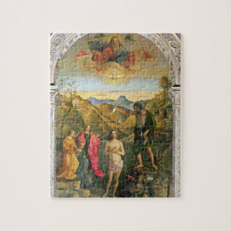 Baptism of Christ, St. John Altarpiece Jigsaw Puzzle