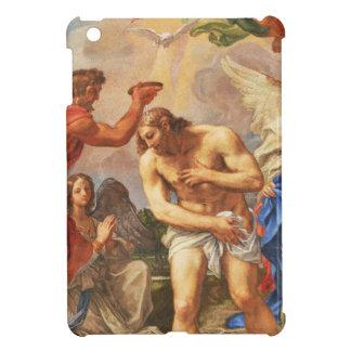 Baptism scene in San Pietro basilica, Vatican iPad Mini Case