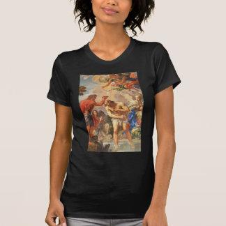 Baptism scene in San Pietro basilica, Vatican T-Shirt