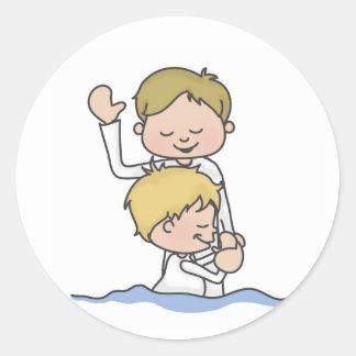 Baptism Stickers