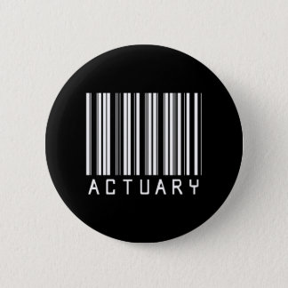 BAR ACTUARY DARK 2 INCH ROUND BUTTON
