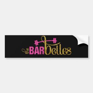 Bar Belles Bumper Sticker