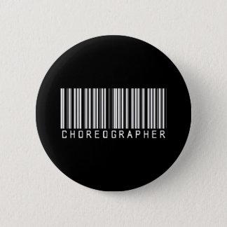 BAR CHOREOGRAPHER DARK 2 INCH ROUND BUTTON