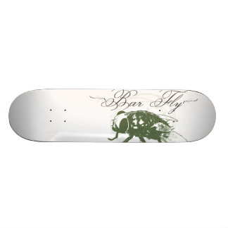 Bar Fly Custom Skateboard