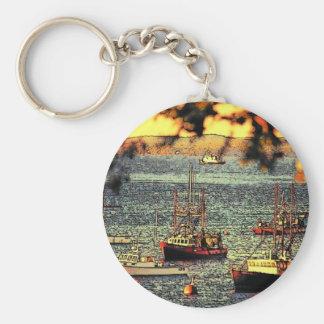 Bar Harbor Keychain