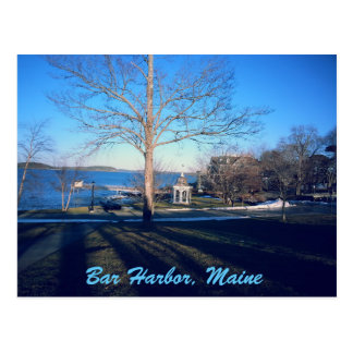 Bar Harbor, Maine Post Card