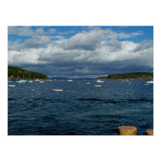 Bar Harbor Maine Poster