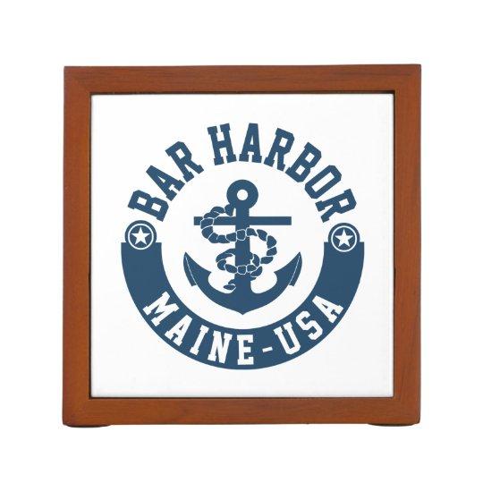 Bar Harbour Maine USA Desk Organizers