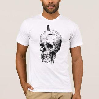 Bar through Head T-Shirt