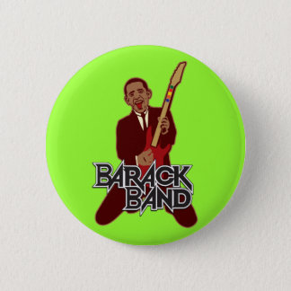 Barack Band 2 Inch Round Button