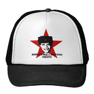 Barack Bullshitsky Obama Hats