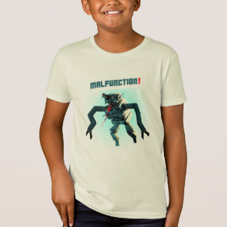 Barack fights a Robot T-Shirt