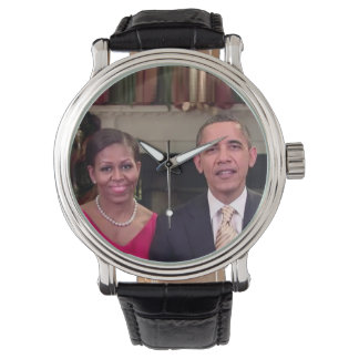 Barack & Michelle 2011 - Watch
