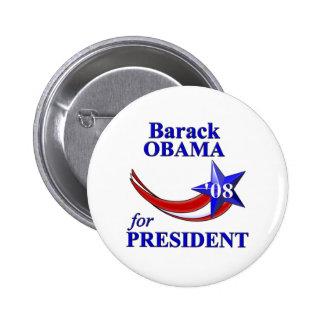 Barack Obama 08 2 Inch Round Button