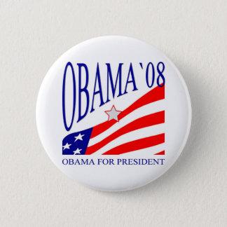 Barack Obama 2008 2 Inch Round Button