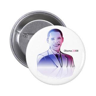Barack Obama 2008 Buttons