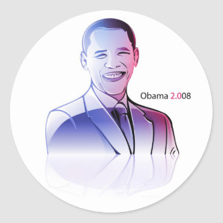 Barack Obama 2008 Stickers
