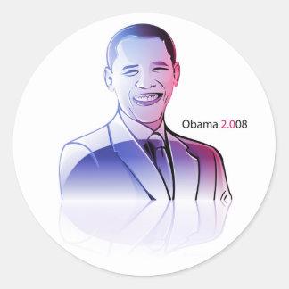 Barack Obama 2008 Stickers