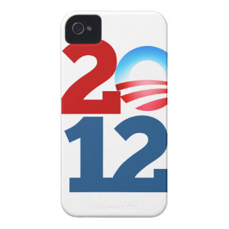Barack Obama 2012 iPhone 4 Case-Mate Case