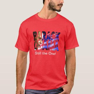 Barack Obama 2012 Profile Cutout (Still the One!) T-Shirt