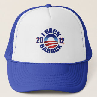 BARACK OBAMA 2012 RE-ELECTION TRUCKER HAT