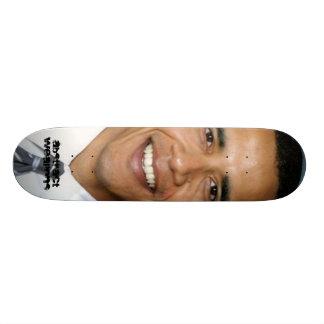 barack-obama-2, armes abstraites plateaux de planche à roulettes